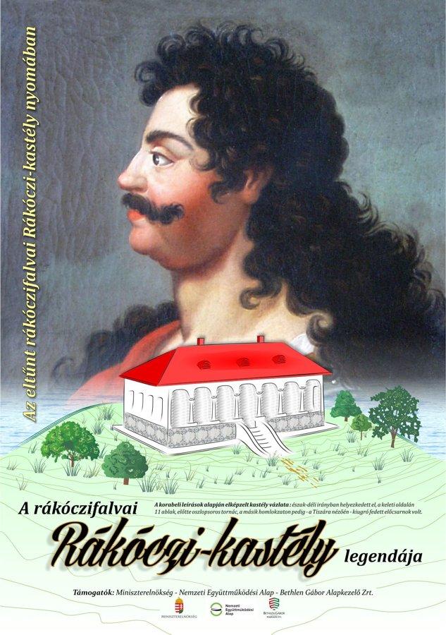 A rákóczifalvai Rákóczi-kastély legendája